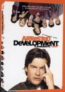 La copertina DVD di Ti presento i miei - Arrested Development - Stagione 1