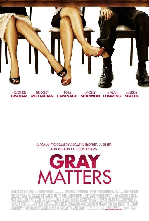 La locandina di Gray Matters