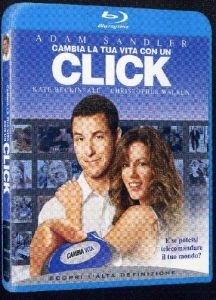 La copertina DVD di Cambia la tua vita con un click (Blu-Ray)
