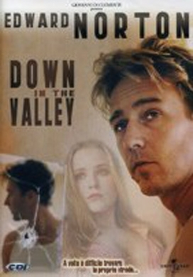 La copertina DVD di Down in the Valley