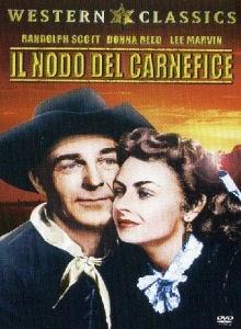 La copertina DVD di Il nodo del carnefice