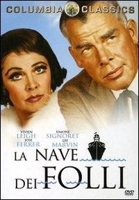 La copertina DVD di La nave dei folli
