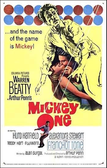 La locandina di Mickey One