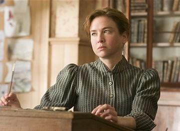 Renee Zellweger nel film Miss Potter