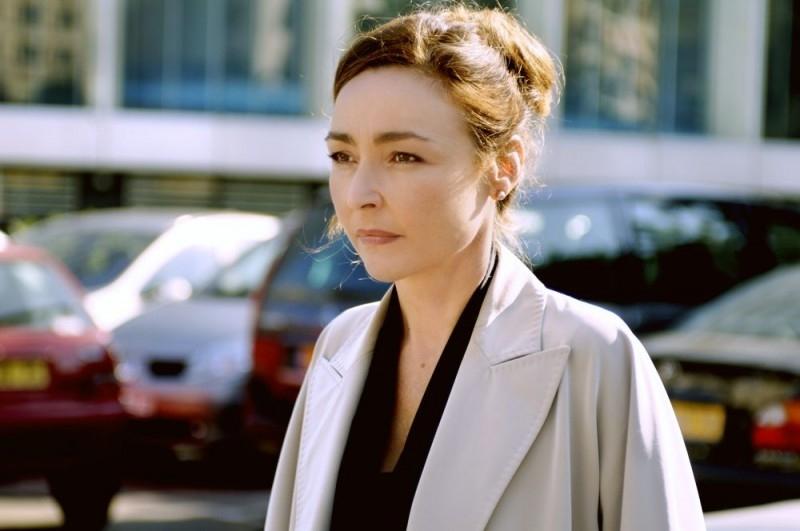Catherine Frot in una scena del film La voltapagine