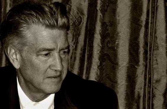 una foto di David Lynch