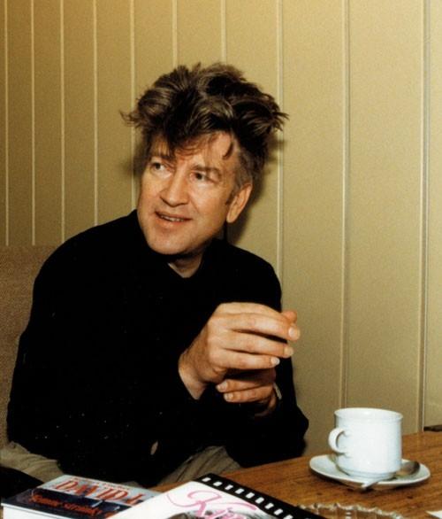 un giovane David Lynch