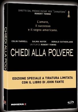La copertina DVD di Chiedi alla polvere - Special edition