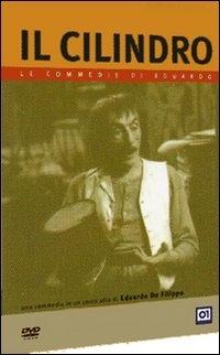 La copertina DVD di Il cilindro