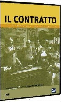 La copertina DVD di Il contratto