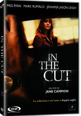 La copertina DVD di In the cut