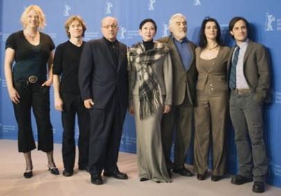 La giuria internazionale della 57° edizione del festival di Berlino