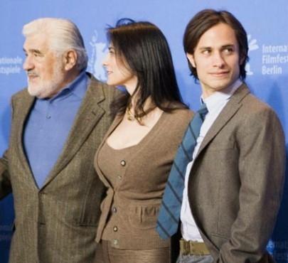 Mario Adorf, Hiam Abbass e Gael García Bernal, membri della giuria della 57° edizione della Berlinale