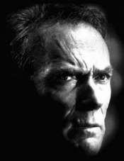 un bel ritratto Clint Eastwood