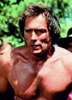 l'attore e regista Clint Eastwood