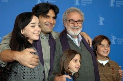 Il cast di 'The Year My Parents Went on Vacation' a Berlino