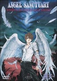La copertina DVD di Angel Sanctuary - Riserva Di Caccia Agli Angeli