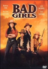 La copertina DVD di Bad Girls