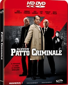 La copertina DVD di Slevin - Patto criminale (HD-DVD)