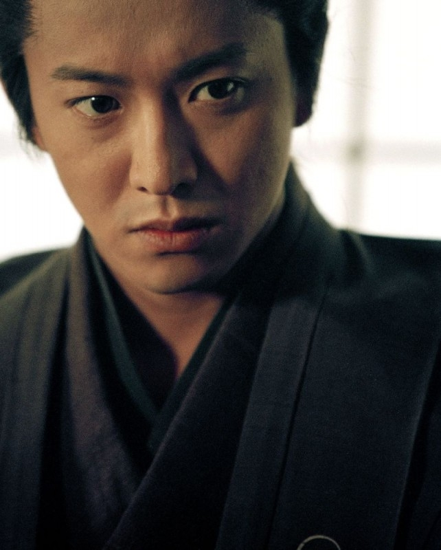Takuya Kimura in 'Love and Honor'