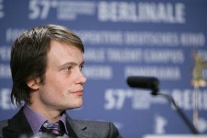 August Diehl alla Berlinale 2007 per presentare il film