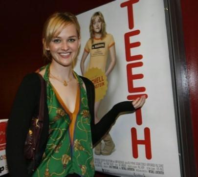 Jess Weixler presenta alla Berlinale 2007 il film Teeth