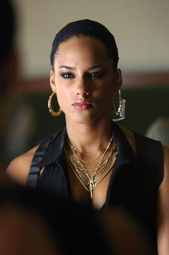 Alicia Keys  nel film 'Smokin' Aces'