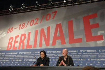 Berlinale 2007: Park Chan-Wook, vincitore del premio Alfred Bauer per I'm A Cyborg, But That's Ok .