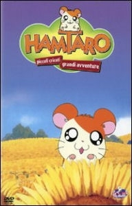 La copertina DVD di Hamtaro - Vol. 3