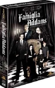 La copertina DVD di La famiglia Addams - Stagione 1 - Vol. 1