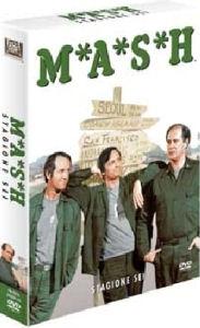 La copertina DVD di MASH - Stagione 6