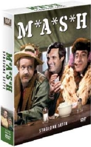 La copertina DVD di MASH - Stagione 7