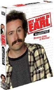 La copertina DVD di My Name Is Earl - Stagione 1