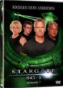 La copertina DVD di Stargate SG-1 - Stagione 7