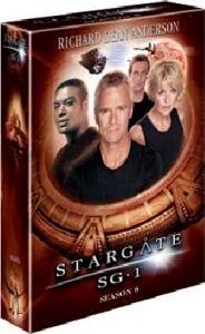 La copertina DVD di Stargate SG-1 - Stagione 8