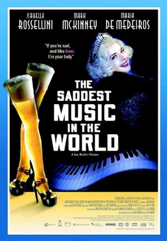 La locandina di La canzone più triste del mondo