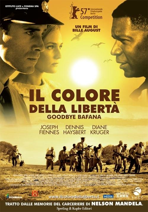 La locandina italiana di Il colore della libertà