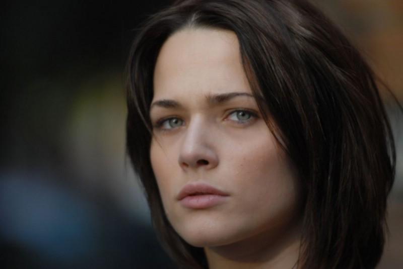 Laura Chiatti in una scena del film Ho voglia di te (2007)