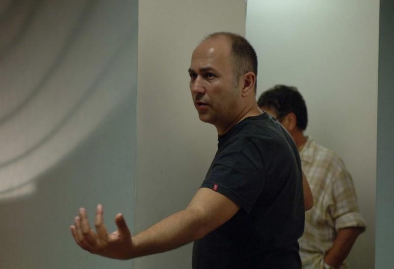 Sul set di Saturno Contro: Ferzan Ozpetek