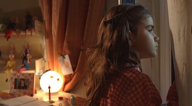 Una scena del film Il topolino Marty e la fabbrica di perle