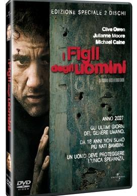 La copertina DVD di I figli degli uomini - Edizione speciale