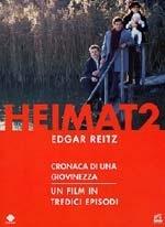 La copertina DVD di Heimat 2