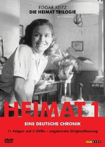 La copertina DVD di Heimat
