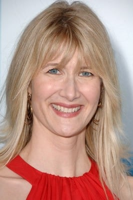 Laura Dern sul Red Carpet degli Independent Spirit Awards 2007