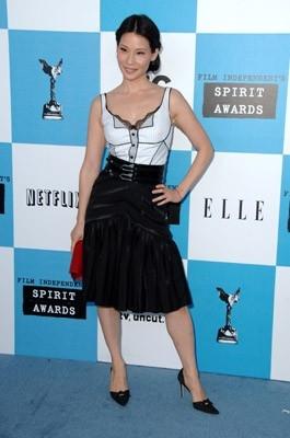 Lucy Liu agli Independent Spirit Awards 2007