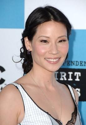 2007: Lucy Liu sul Red Carpet degli Independent Spirit Awards