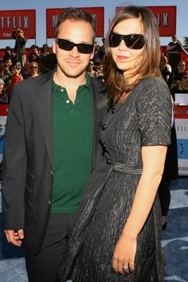 Maggie Gyllenhaal e Peter Sarsgaard sul Red Carpet degli Independent Spirit Awards 2007