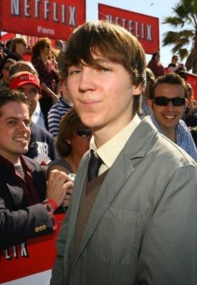 Paul Dano sul Red Carpet degli Independent Spirit Awards 2007