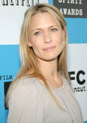 Robin Wright Penn sul Red Carpet degli Independent Spirit Awards 2007