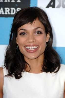 Rosario Dawson in occasione degli Independent Spirit Awards 2007